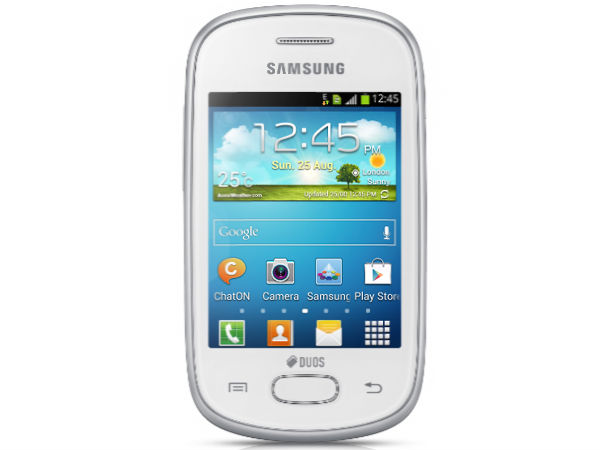 Samsung Galaxy Star S5282 Photos