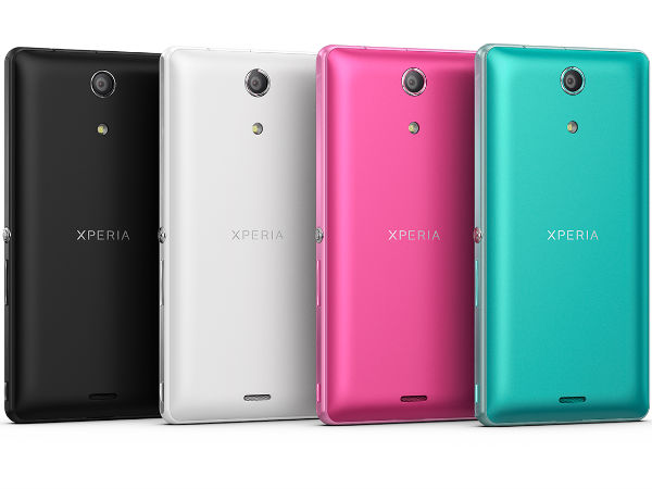 Sony Xperia ZR Photos