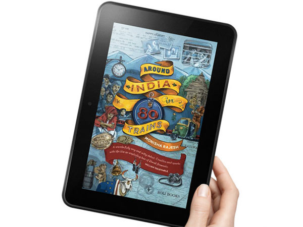 Amazon Kindle Fire HD 8.9 Photos