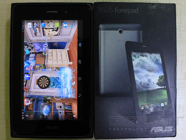 Asus Fonepad Review Photos
