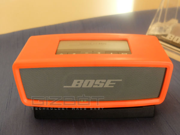 Bose Music Devices Review Photos