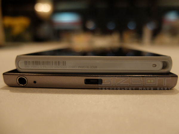 Comparison of Lenovo K900 & Sony Xperia Z Photos