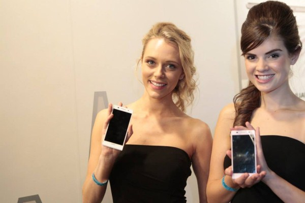 Huawei Ascend P6 Global launch Event Photos