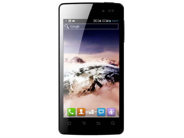 Karbonn Titanium S1 Photos