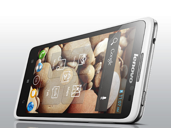 Lenovo Phones Photos