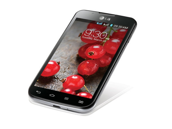 LG Optimus L7 2 P715 (Dual Sim) Photos