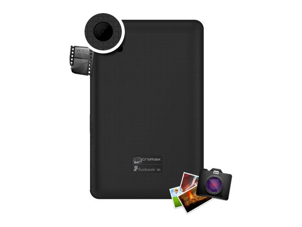 Micromax Funbook Tab Photos