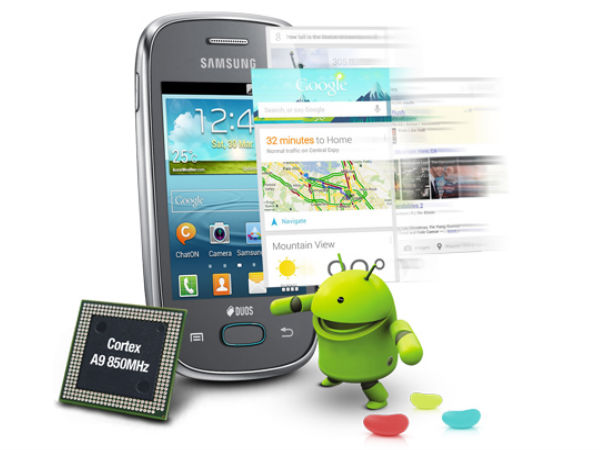 Samsung Galaxy Pocket Neo S5310 Photos