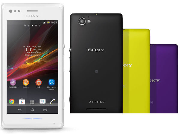 Sony Xperia M Photos
