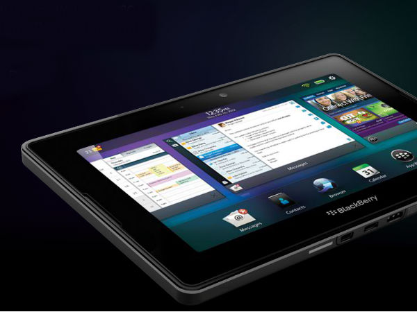 BlackBerry PlayBook 32GB Photos