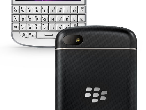 BlackBerry Q10 Photos