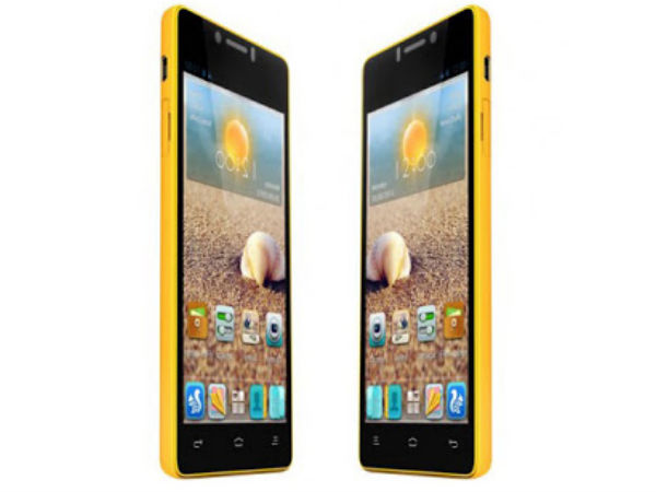 Gionee Elife E5 Photos