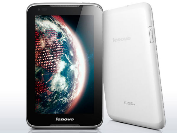 Lenovo IdeaTab A1000 Photos