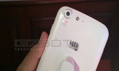 Micromax Canvas 4 Review Photos