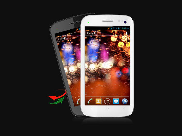Micromax Canvas A120 Photos