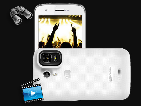 Micromax Canvas Lite A92 Photos