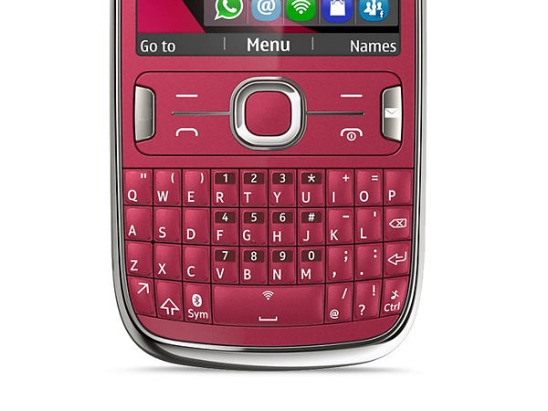 Nokia Asha 302 Photos