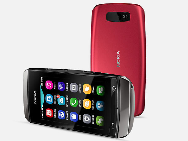 Nokia Asha 305 Photos