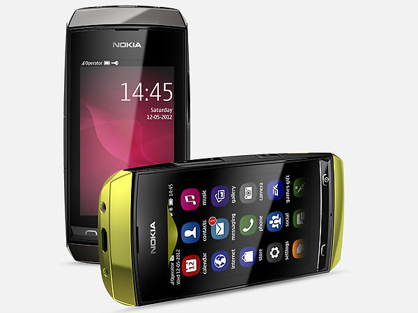 Nokia Asha 306 Photos