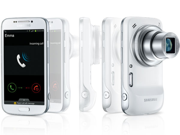 Samsung GALAXY S4 Zoom Photos