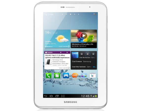 Samsung Galaxy Tab 2 7.0 P3100 Photos