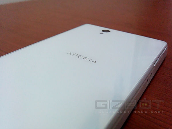 Sony Xperia Z Review Photos