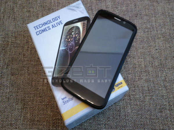 Spice Mi-535 Stellar Pinnacle Pro Review Photos