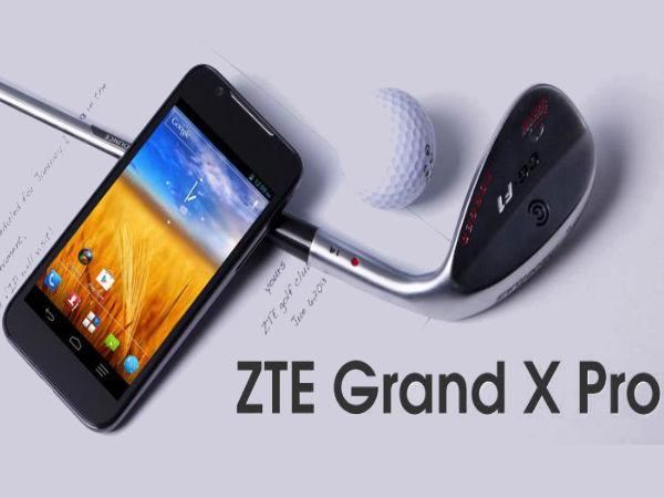 ZTE Grand X Pro Photos