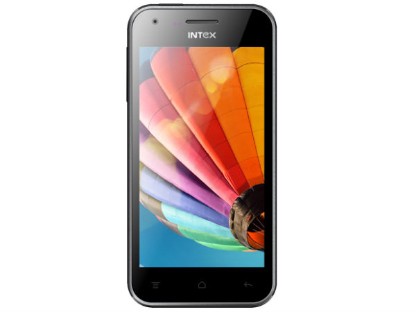 Intex Cloud Y5 Photos