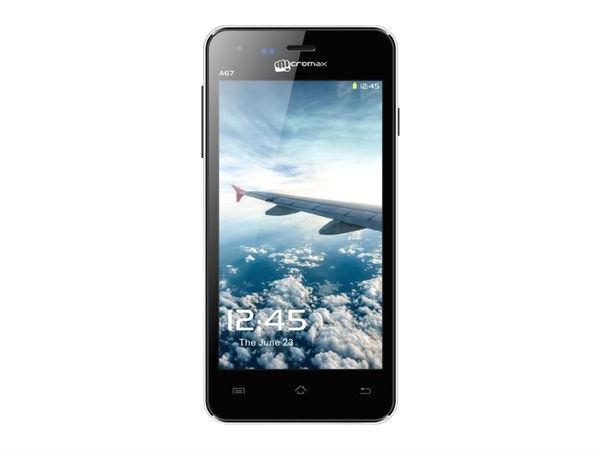 Micromax Bolt A67 Photos