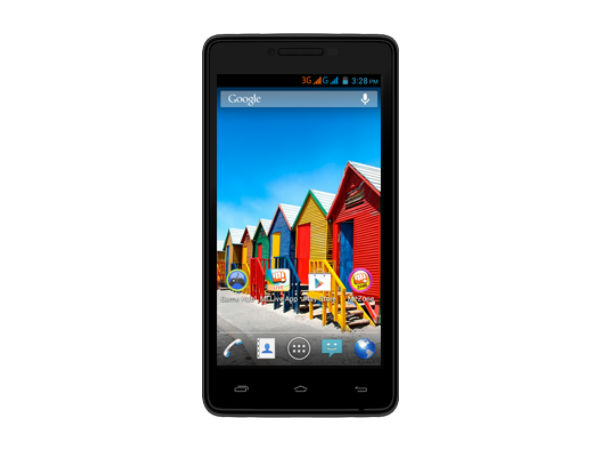 Micromax Canvas Fun A76 Photos
