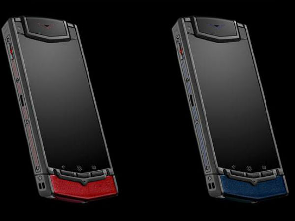 Vertu Ti Color Photos