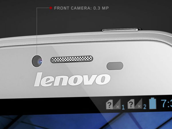 Lenovo A706 Photos