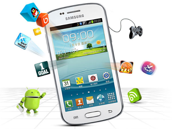 Samsung Galaxy Trend 2 Duos S7572 Photos