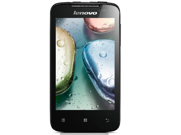 Lenovo A390 Photos