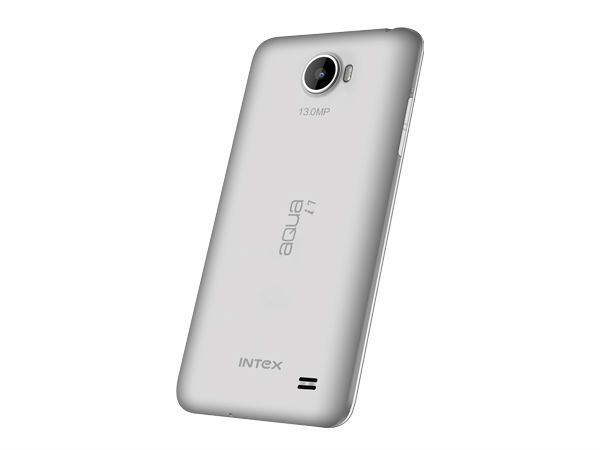 Intex Aqua i7 Photos