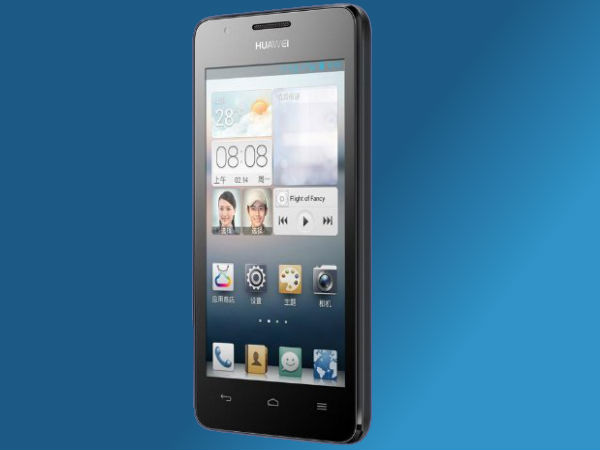 Huawei Ascend G520 Photos
