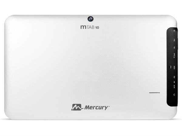 Mercury mTAB 10 Photos