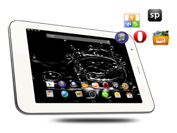 Micromax Canvas Tab P650 Photos
