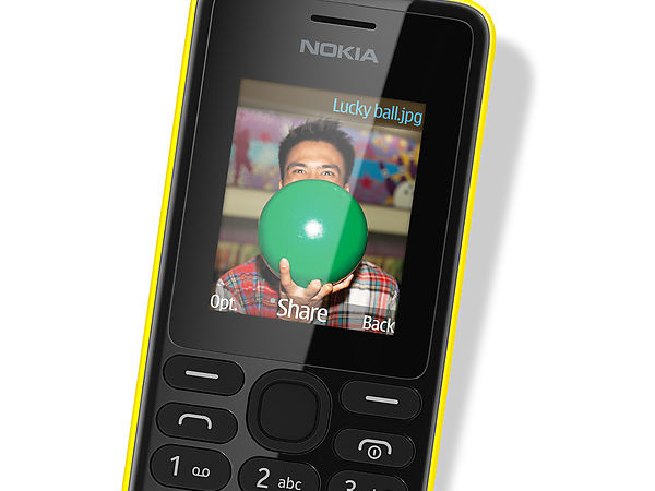 Nokia 108 Dual Photos