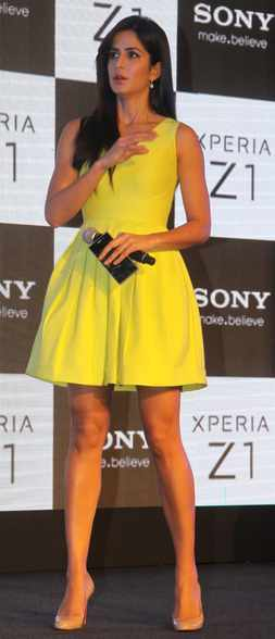 Katrina Kaif Launching Sony's New Devices Photos
