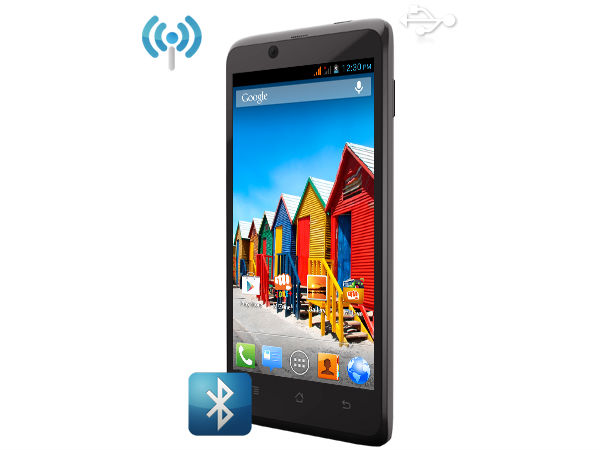 Micromax Canvas Ego A113 Photos