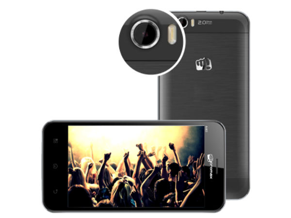 Micromax Bolt A40 Photos