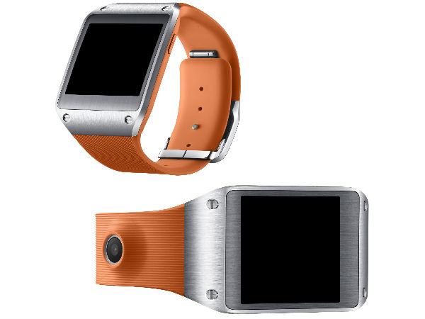 Samsung GALAXY Gear Photos