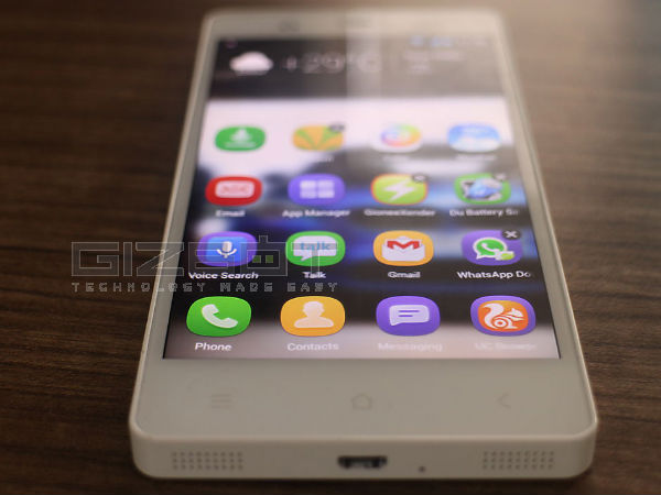 Gionee Elife E6 Hands On First Look Photos