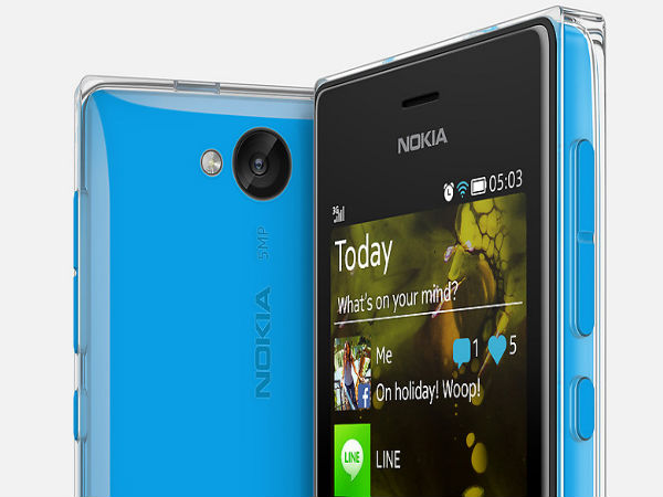 Nokia Asha 503 Photos