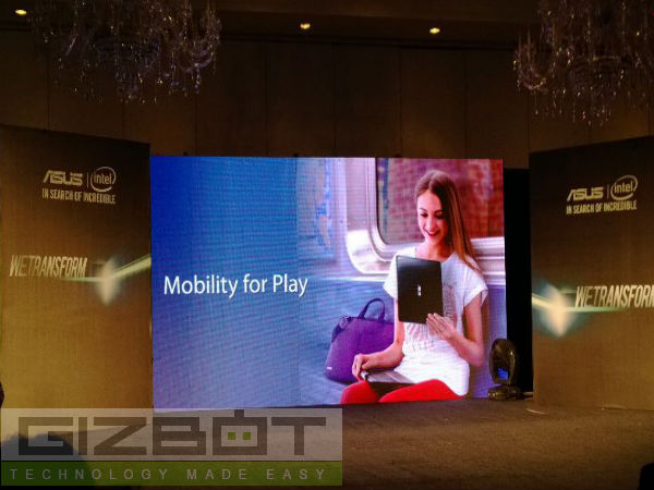 Asus launches New laptop and  Tablet PC Photos