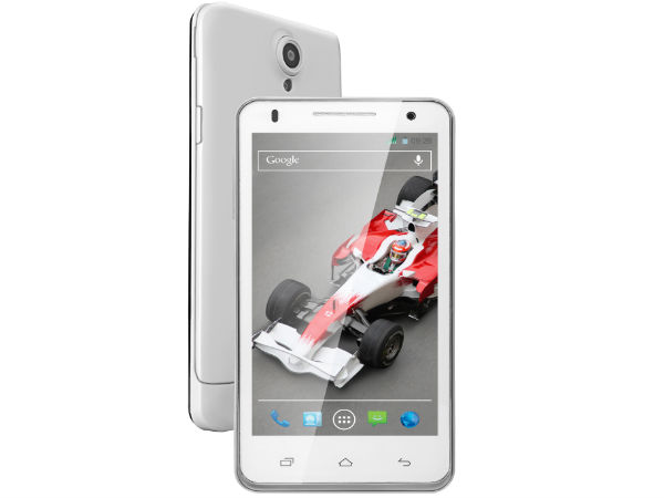 Xolo Q900 Photos