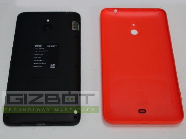 Nokia Lumia 1320 First look Photos