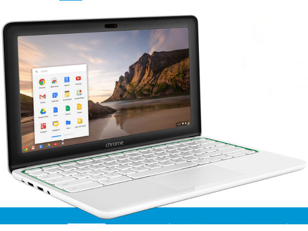 HP Chromebook 11 Photos